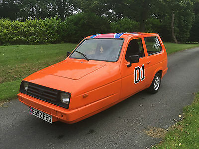 Reliant Rialto 850 General Lee, Dukes of Hazard. Only 50k