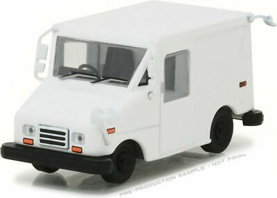 Greenlight 1/64 Blank White LLV Long Life Vehicle Mail Truck Gr8 4 Customs 29911
