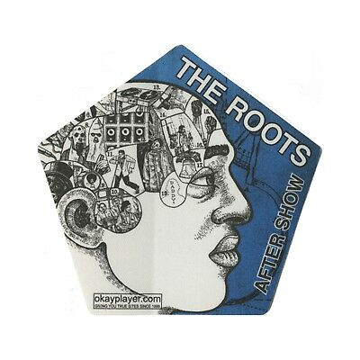 The Roots authentic Aftershow 2000's tour Backstage Pass