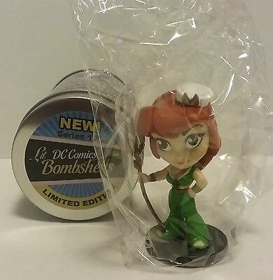 DC Comics Lil Bombshells MERA Series 1.5 Limited Edition Variant Cryptozoic NEW