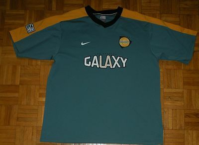 "LA Galaxy 2000-2002 Nike Football Shirt ""XL"" Jersey MLS Trikot Los Angeles"