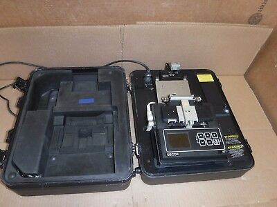 Siecor X77 Fiber Core Alignment Fusion Splicer