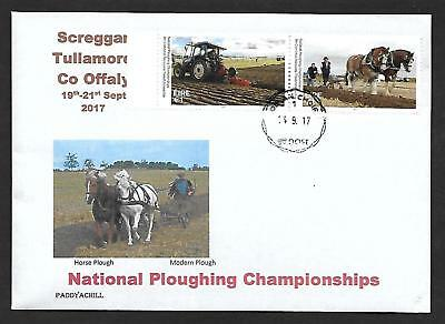 2017      Fdc   * New*    Ploughing Championships   Privately Produced