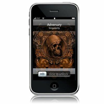 MusicSkins Adversary Battle for Apple iPhone 2G/3G/3G S