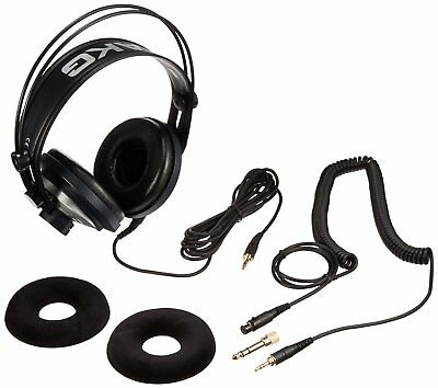 AKG K141 MKII Professional Semi-Open, On-Ear Studio Headphones