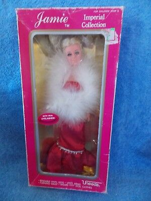 Uneeda Jamie Imperial Collection Barbie Clone NRFB Doll