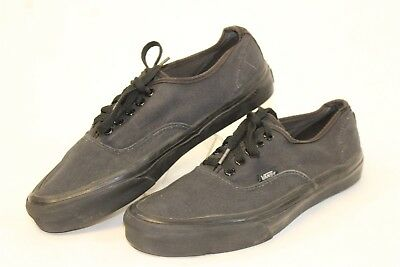 VANS VINTAGE USA Made Mens 7.5 Canvas Skate Shoes VTG OG RARE Sneakers wx