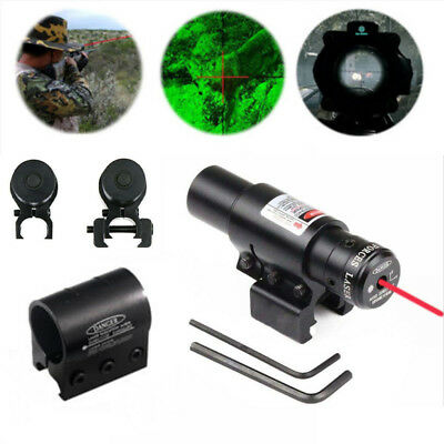 Mounting Crossbow Red Dot Laser Sight&QQ Barrel Mount Fit Bow/Gun Rilfe Scope