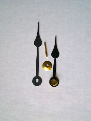 New Set Of Hands With Washer And Taper Pin For Antique Clocks