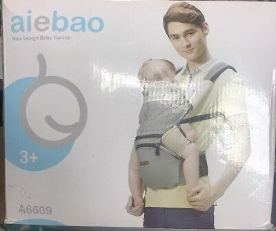 Baby Carrier Hip Seat With Hat Sling Cotton Waist Kids Infant AIEBAO Free Ship