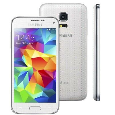 Samsung Galaxy S5 mini (SM-G800F) GSM Unlocked Android Smartphone 16GB US