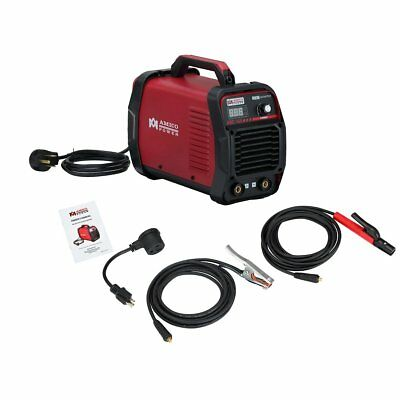 Amico ARC-165 / 160 Amp Stick Arc Welder 115/230 Dual Input Voltage Welding Mach