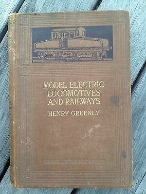 Henry Greenley: Model Electric Locomotives