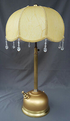 Tilley TL 10 Kerosene Table Lamp: Shade NOT Included