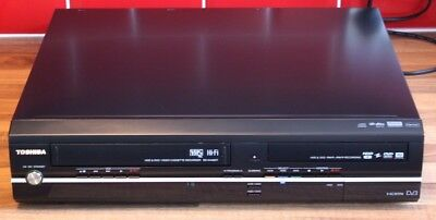 Toshiba RD-XV48DT DVD/VHS/HDD Recorder... Copy from VHS to DVD