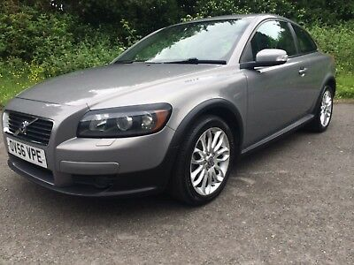 2006 56 Volvo C30 Se Diesel. Superb History. Runs And Drives Superb. Very Clean