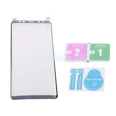 Screen Protector Coverage PET Soft Flexible Film for Samsung Galaxy Note 8