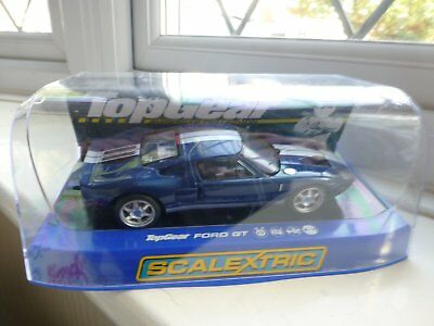 Scalextric Digital Topgear  Ford Gt Used