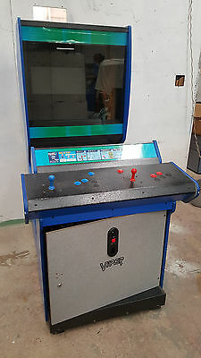 Viper Cabinet Original Blue Viper Two Piece Split System Ss 33 Arcade Project
