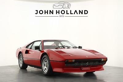 1982 Ferrari 308 GTBi A truly beautiful Iconic Ferrari in outstanding condition