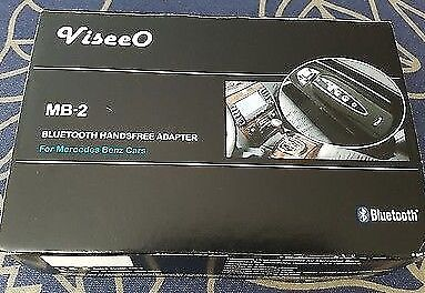 Mercedes Viseeo MB-2 Bluetooth Handsfree Adapter