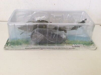 Amer Com Israel bell ah 1s cobra Helicopter sealed Diecast Model 1/72 20mm Box