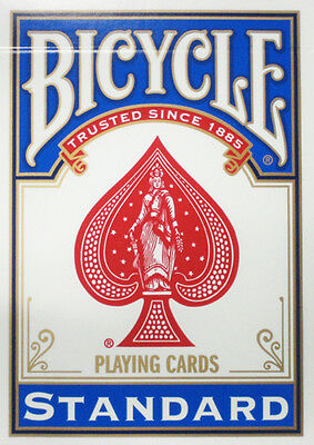 6 x Blue Deck Of BICYCLE CLASSIC PLAYING CARDS