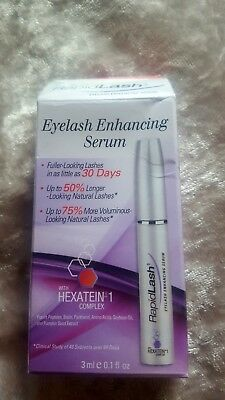Rapidlash eyelash enhancing serum rrp £41.99