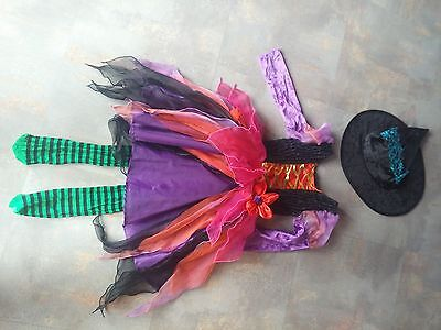Cute witch costume size 5-6