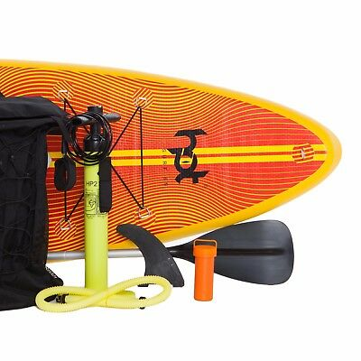 11ft Inflatable Stand Up Paddle Board Package deal ISUP Hot Surf 69 touring SUP