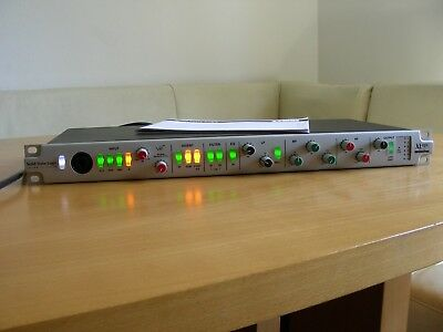 Solid State Logic, SSL X-Logic Alpha Channel, Mic/Line Preamp, top, like new!!