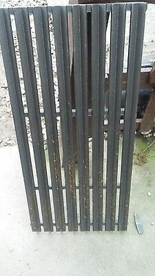charcoal grill cast iron plate grill top grid chargrill barbecues etc