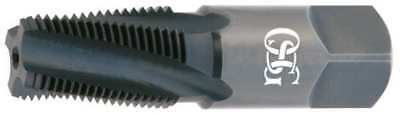 OSG 1252101 Pipe Tap, 1/2 in., 14 Pitch, NPT