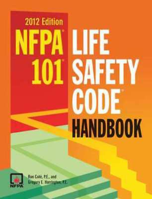NFPA 101HB12 NFPA 101 Life Safety Code Handbook,2012