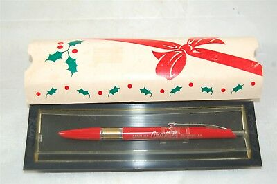 Coca Cola Coke Carolina Bottling Company Pen Showcase Package in Display Box