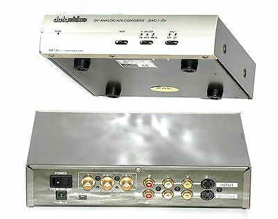 datavideo dv-analog A/V  COVERTER DAC-1-PRO