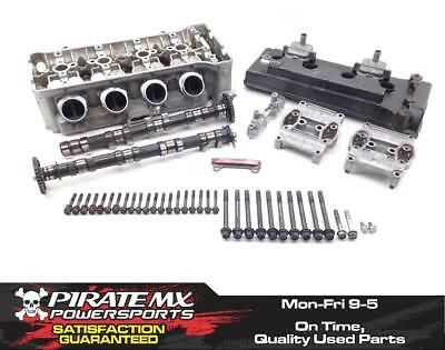 Engine Cylinder Head Complete W Cams Valves from 2001 Honda CBR 929RR #42