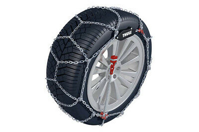 SNOW TIRE CHAINS THULE CG-9 GR 045 175/60-14 9 mm THICKNESS B4A