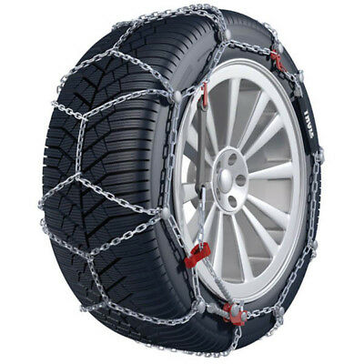 SNOW TIRE CHAINS THULE CD-9 GR 104 255/35-19 9 mm THICKNESS E39