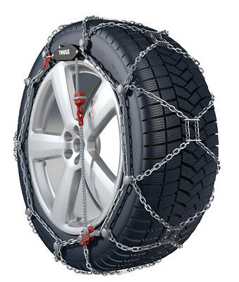 SNOW TIRE CHAINS THULE PRO K-SUV XG-12 GR 225 205/80-14 12 mm THICKNESS 4CB