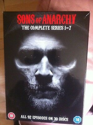 sons of anarchy complete box set