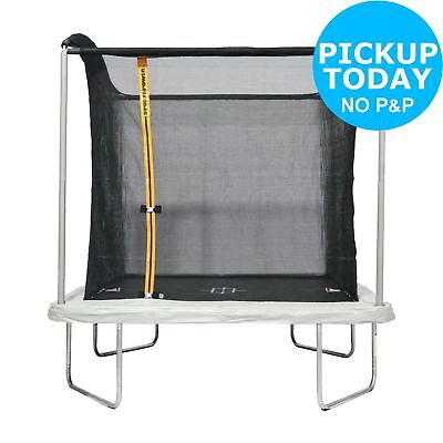 Sportspower 10ft x 8ft Rectangular Trampoline and Enclosure  From Argos on ebay