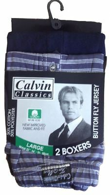 72 x 2pk (144 pieces total) Mens Boxer Shorts (Assorted Sizes and Colours)
