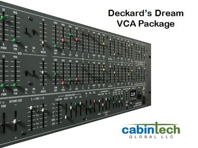 Deckards Dream VCA Package - Set of 60 Coolaudio V2164D VCA Chips
