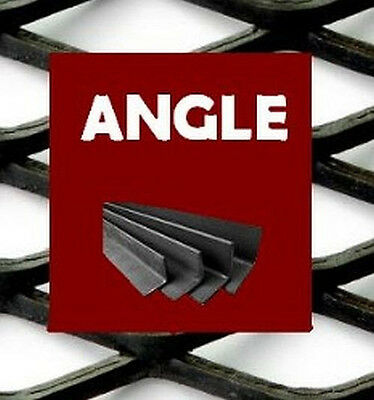 "Hot Rolled Steel Angle 2"" X 2"" X 1/8"" X 4'"