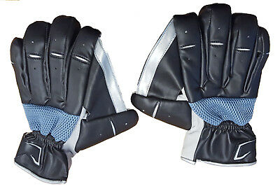Indoor Cricket Wicket Keeping Gloves Adult Size