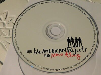 Move Along by The All-American Rejects (CD, Jul-2005, Interscope Disc Only