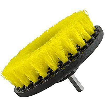 Brushes  Medium Duty Carpet With Drill Attachment,