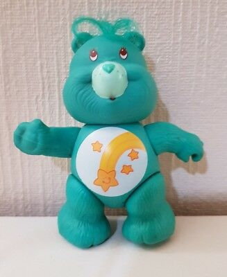 Bisounours Care Bears Vintage 1983 Grostaquin / Wish bear