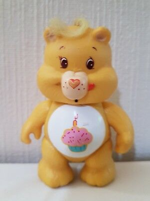 Bisounours Care Bears Vintage 1983 Grosgâteau/birthday bear